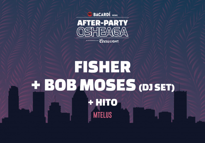Fisher + Bob Moses (DJ Set)