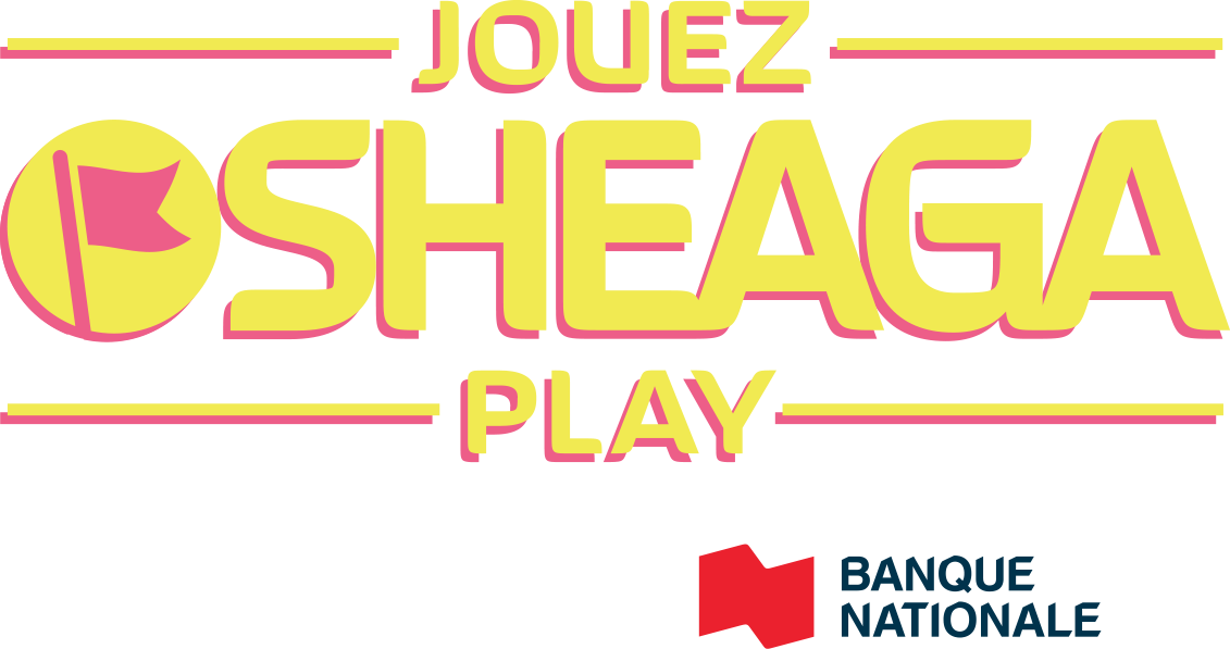 Osheaga Play Logo